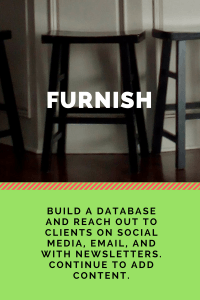 furnish your website with newsletters social media blog development